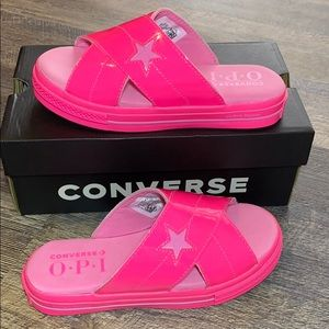 Converse One Star slide for women